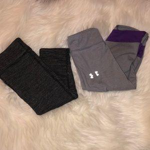 Girls Workout Leggings Bundle